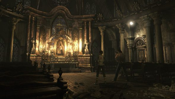 Resident Evil 0 HD Remaster trailer