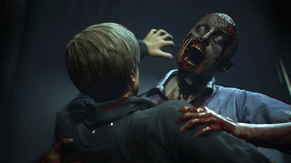 resident evil 2 remake graphics