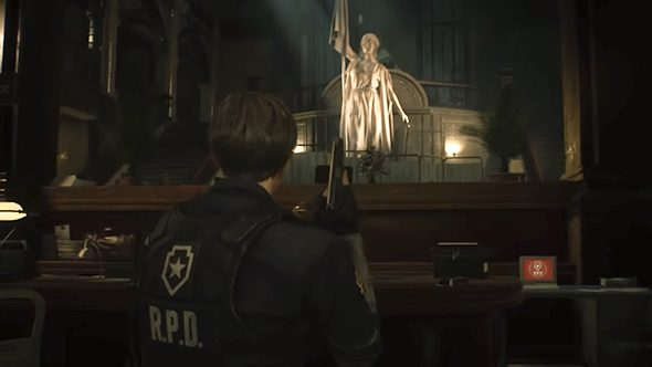 resident evil 2 remake third-person