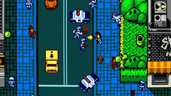 Retro City Rampage video shows making of the NES version