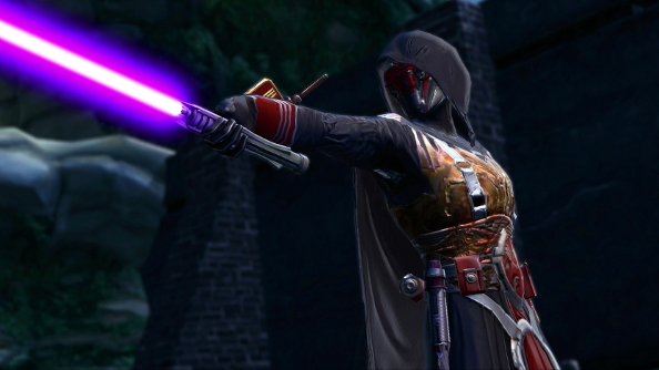 Stark Revan mad: The Old Republic's next expansion has been revealed