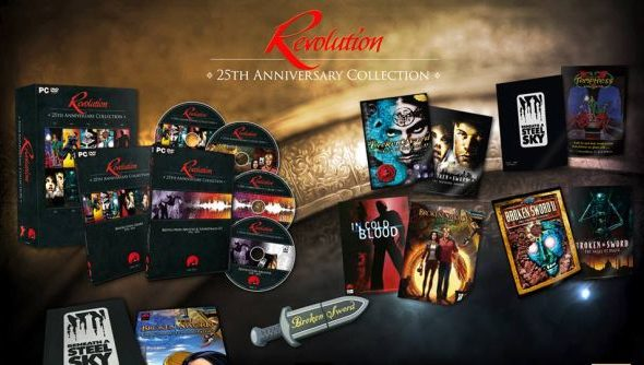 Revolution: the 25th Anniversary Collection