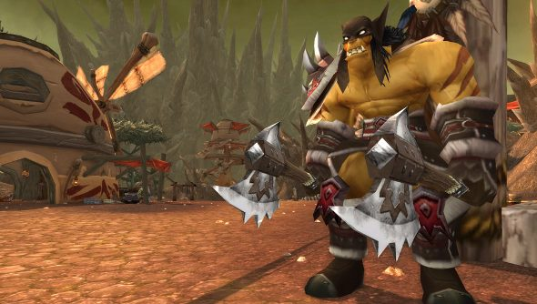 Warlords of Draenor beta patch notes