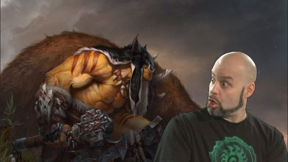 Watch Heroes of the Storm's Rexxar explained by Dustin Browder
