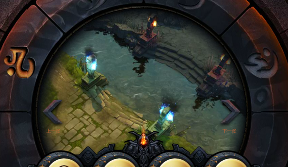 This is not Dota 2. This is Riot owner Tencent's next MOBA.