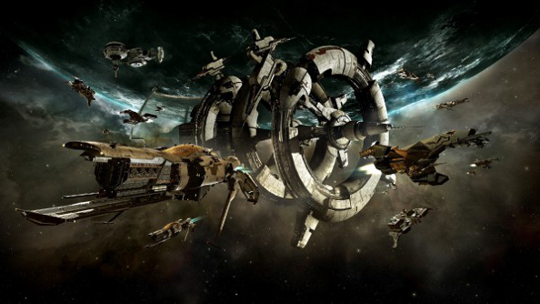 EVE Online's Rhea update gives ships a makeover and introduces keyboard flight controls