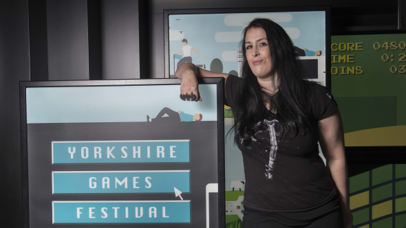 Rhianna Pratchett, copyright National Media Museum.