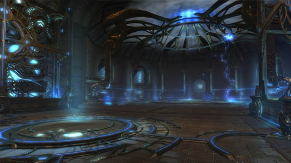 "Rift: Storm Legion allows players to build their own ""piece of Telara"" with its housing tools"