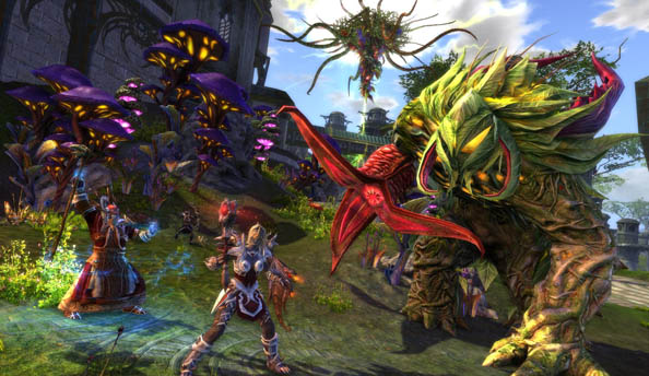 Rift goes free-to-play in two days, but you can start playing now