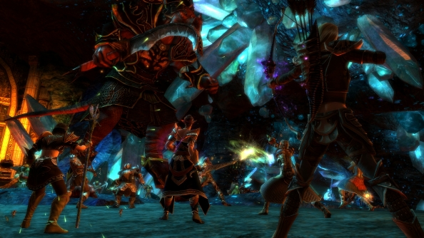 Rift to get three faction PvP - and it's on the test servers now
