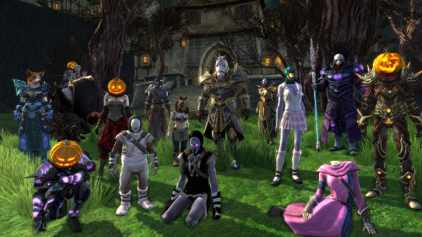 Rift is getting into the Halloween spirit