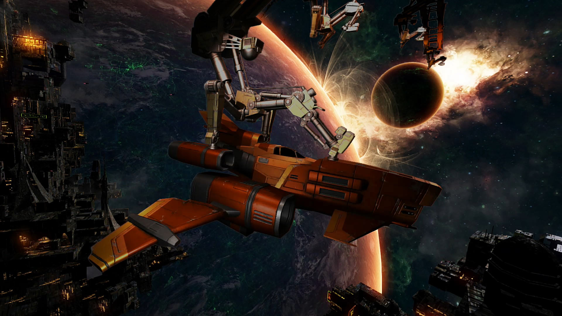 See the first level of co-op shoot-'em-up RiftStar Raiders in this developer walkthrough