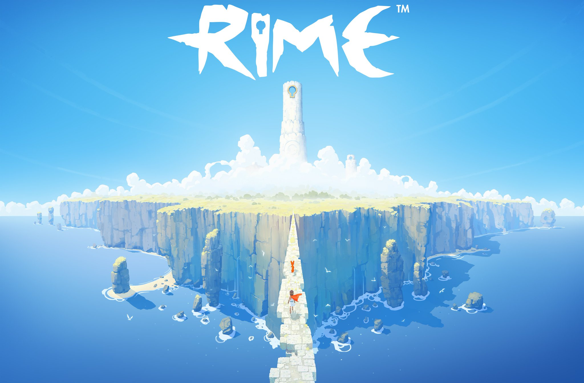 See the first 27 minutes of Rime, a meditative adventure game set in a pastel paradise