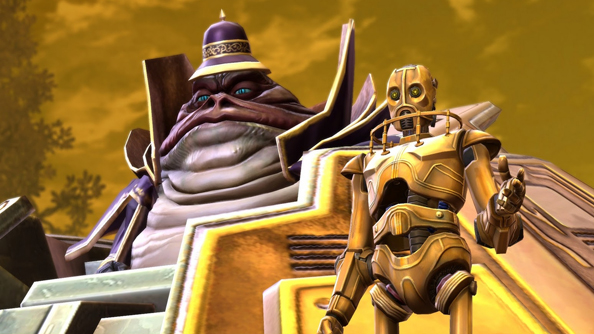 Star Wars: The Old Republic expansion Rise of the Hutt Cartel now free to subscribers