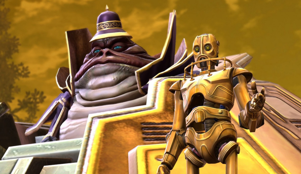 Rise of the Hutt Cartel patch notes released as SWTOR 2.0 hits the test server