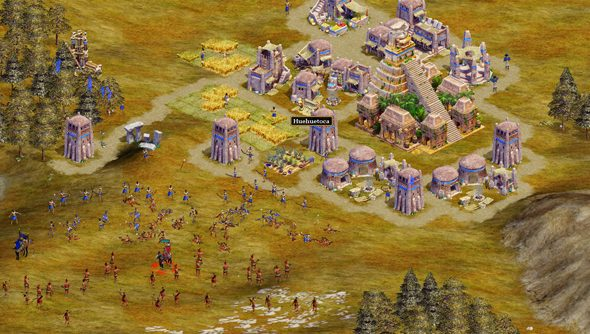 Rise of Nations will be released on Steam before the end of the month.