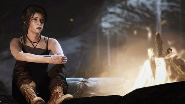 Rise of the Tomb Raider: serious business.