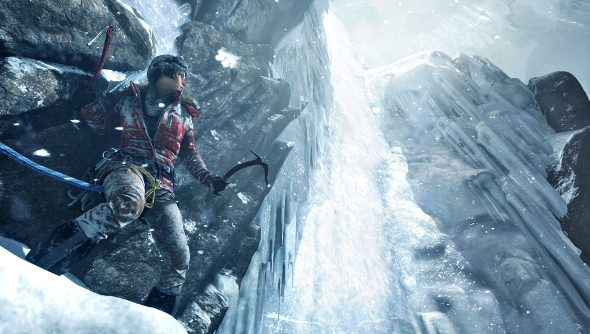 Rise of the Tomb Raider release date PC