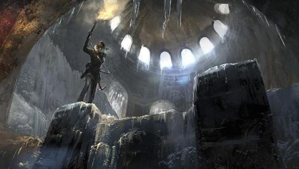 Some Rise of the Tomb Raider concept art to sustain us.
