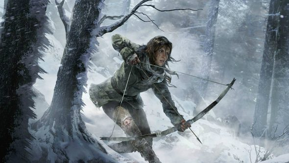 Rise of the Tomb Raider: still coming up.