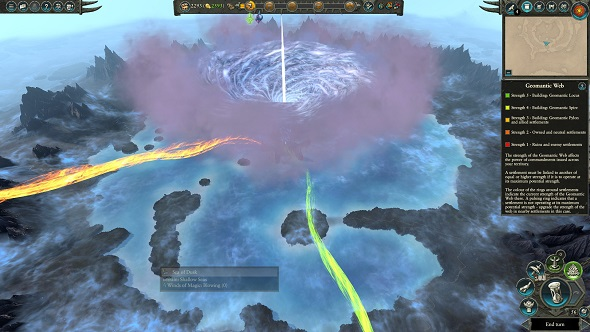 Total War Warhammer 2 lizardmen ritual