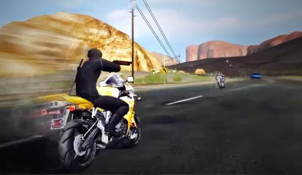 Sick ride: Road Redemption team demonstrate motorbike VR powered by Oculus Rift