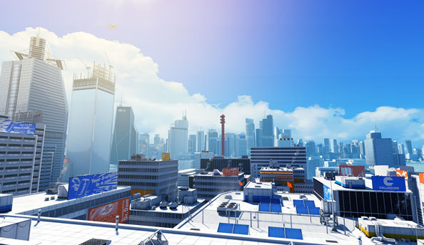"Mirror's Edge and Dear Esther artist teases ""open-world, STALKER-like game without weapons"""