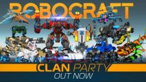 Robocraft clan party