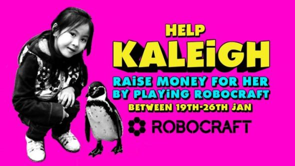 Robocraft Kaleigh appeal