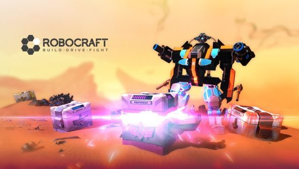 Robocraft Epic Loot
