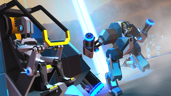Grab one of 10,000 codes for newly launched robot builder