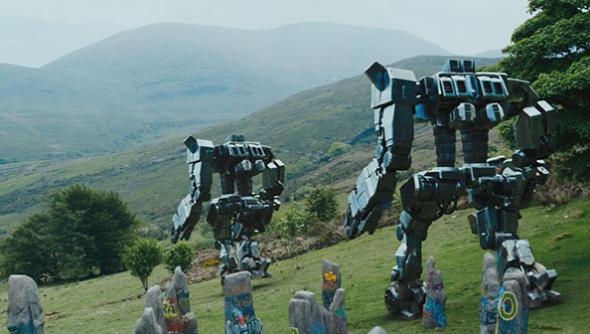 Robot overlords Google DeepMind AI
