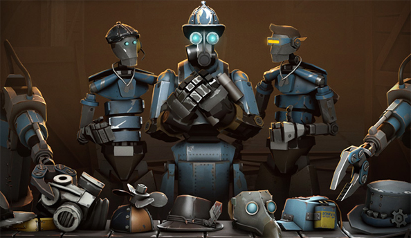 Why Valve backed the Team Fortress 2 community's Robotic Boogaloo
