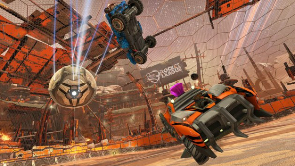 Rocket League 'Chaos Run' DLC adds new Battle-Cars, boots doomsday into touch