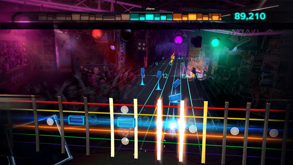 "Rocksmith 2014 ""has grown to become a fully responsive personal teacher"""