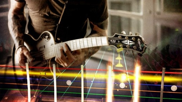 Rocksmith 2014 tracklist announced. 55 songs to pluck away at