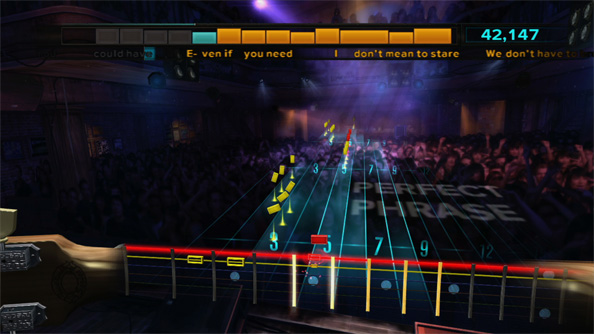 Rhythm-action game Rocksmith uses a proper guitar, is coming to PC to destroy your fingers