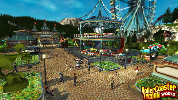 Atari hand-off RollerCoaster Tycoon World development to Tropico and Sims alumni