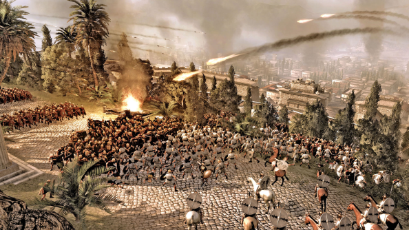 Rome 2 DLC adds Massilia faction for free. Black Sea Colonies announced
