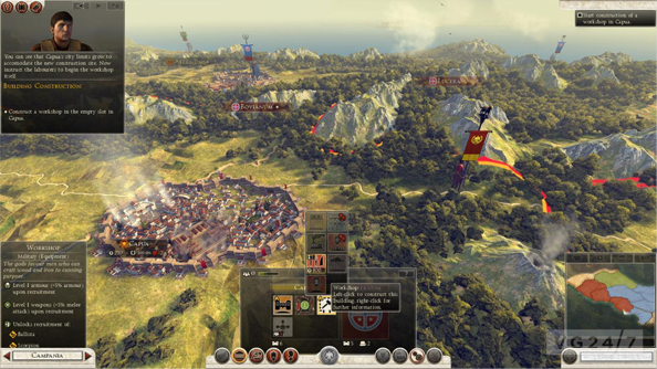 Total War: Rome II trumps Shogun II's peak number of players three times over