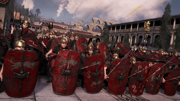 Total War: Rome 2: Destroy Carthage is not an instruction. It's a tie-in novel.