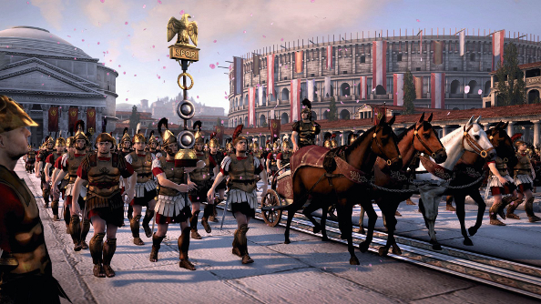 Placing authenticity over accuracy in Total War: Rome II