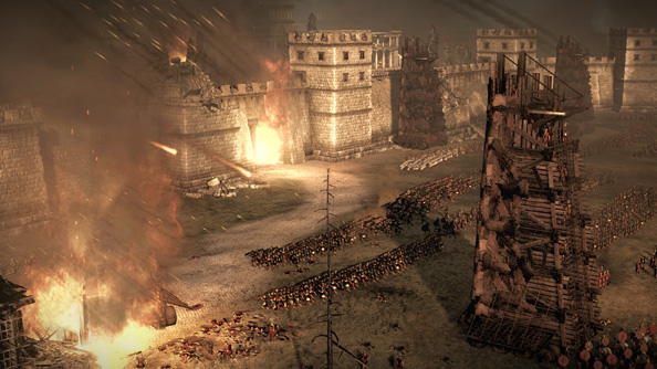 David Gibbins to write Total War: Rome 2 book series