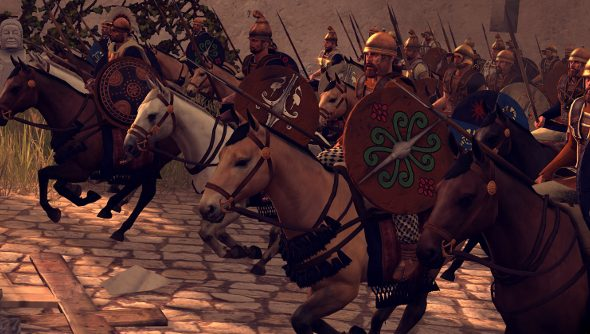 Total War: Rome II DLC