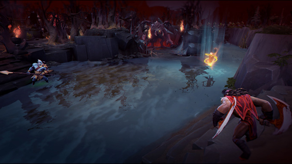 Roshan moves house (ever so slightly) in Dota 2's Rekindling Soul update