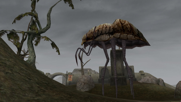 Best RPG The Elder Scrolls III: Morrowind