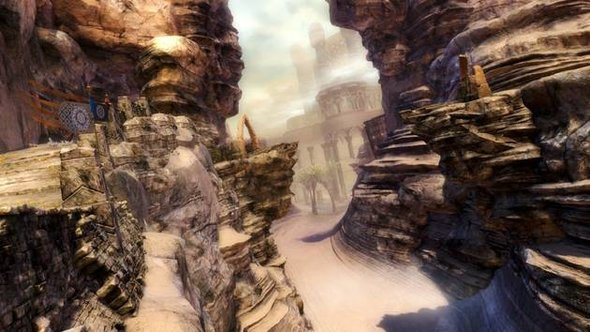 Fan video unearths the lore of Guild Wars 2's Crystal Desert