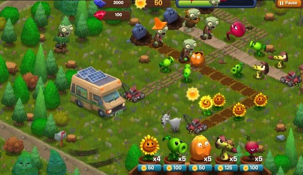 Plants vs Zombies 2: Garden Warfare to blossom in the summer