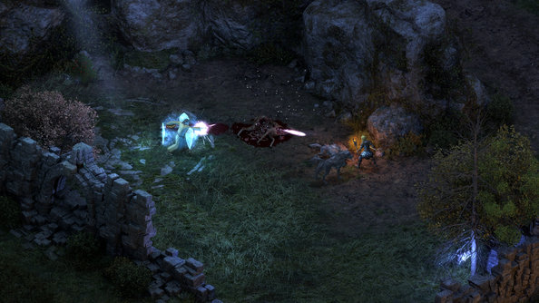 "Pillars of Eternity preview: ""This is supposed to be the dream game for people who like Infinity Engine games"""