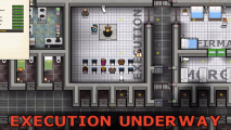 prison architect update 31 capital punishment execution electric chair introversion